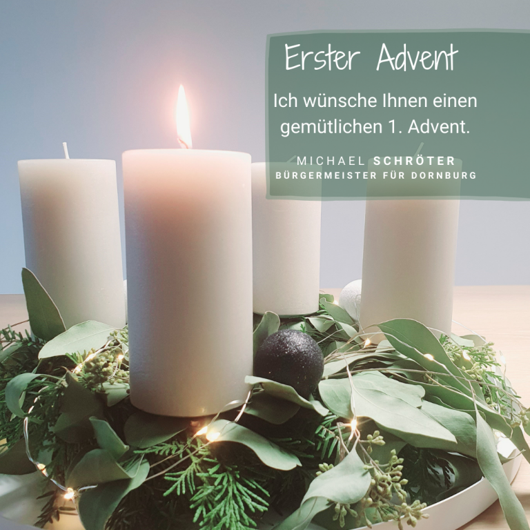 Read more about the article Erster Advent