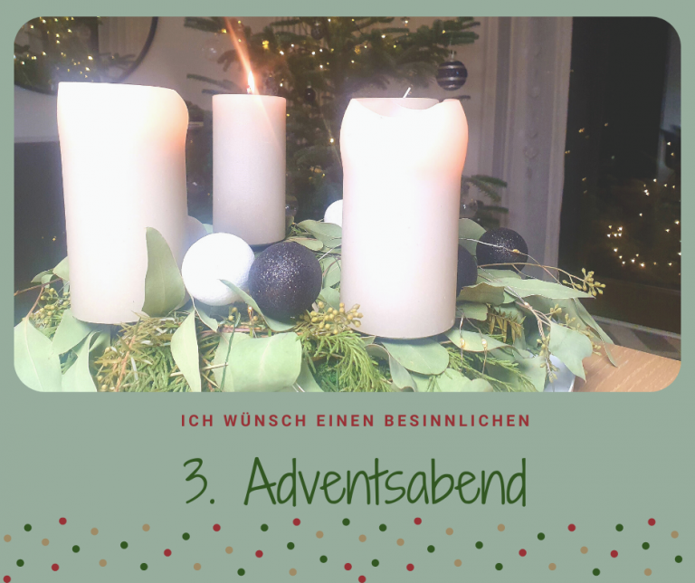 Read more about the article Dritter Advent