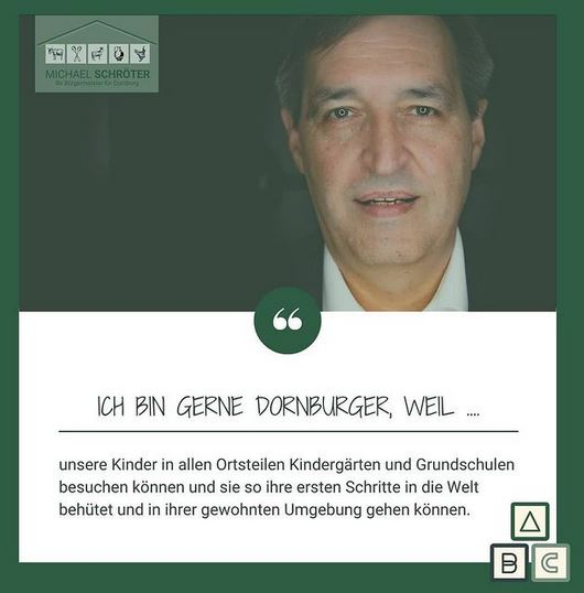 Read more about the article Ich bin gerne Dornburger, weil…