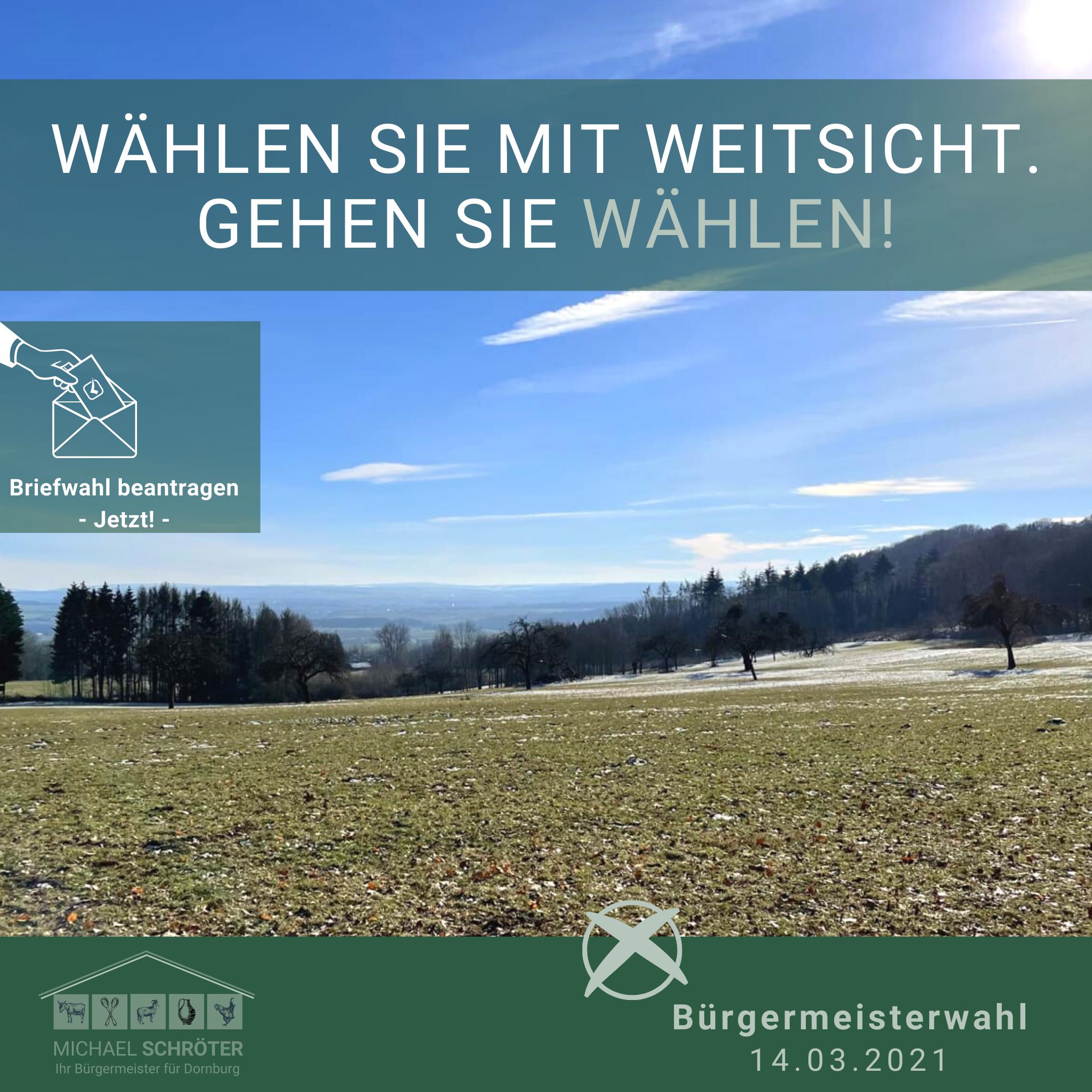 Read more about the article Wählen Sie mit Weitsicht!