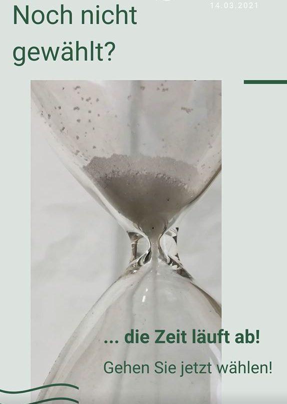 Read more about the article Noch nicht gewählt?