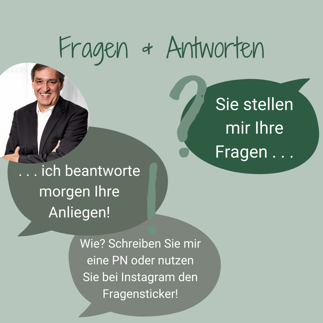 You are currently viewing Fragen & Antworten