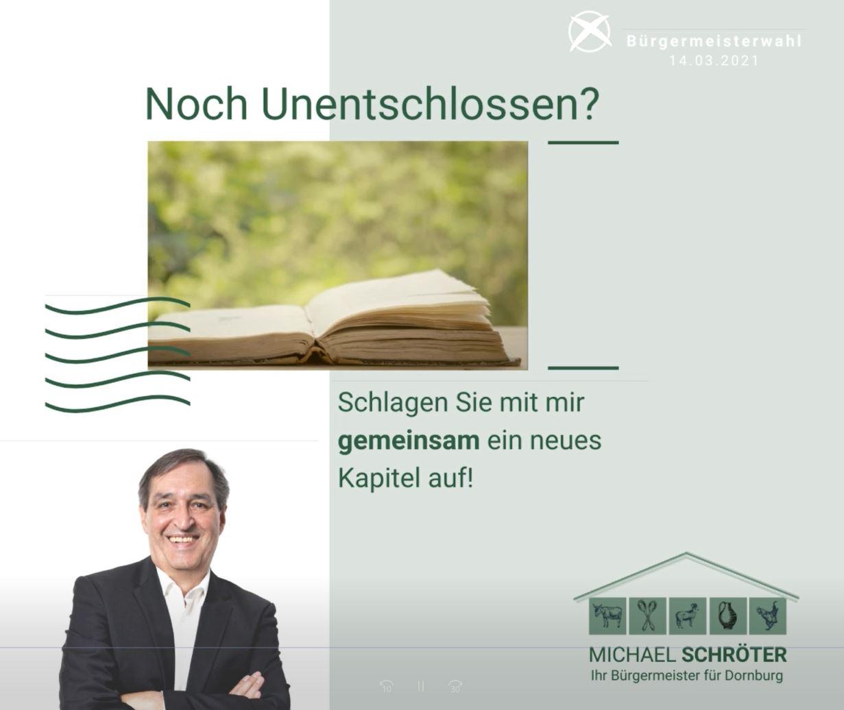Read more about the article Noch Unentschlossen?