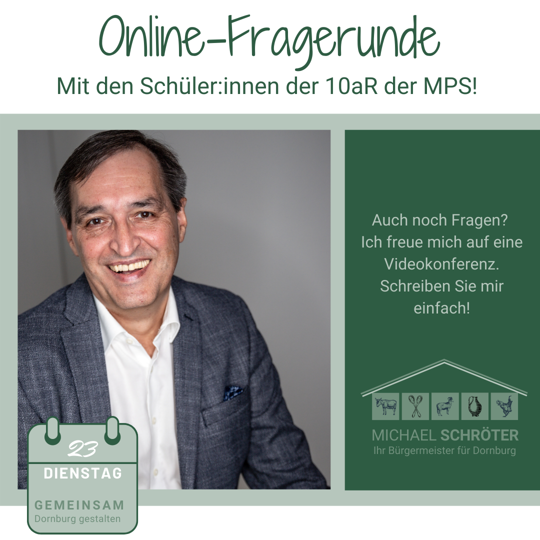 Read more about the article Online-Fragerunde der MPS